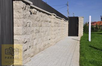 Capace pentru stalpi de gard, garduri de beton