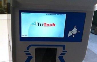 Sistem de parcare cu plată instalat de Tritech Group în parcarea din zona Spitalului Clinic Județean Constanța