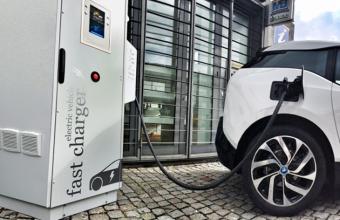 Statii de incarcare vehicule electrice