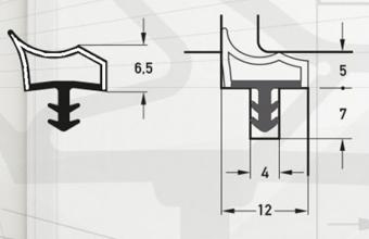 Garnituri pentru ferestre si usi de interior