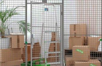 Panouri si garduri pentru spatii sau boxe de depozitare