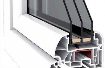 Profile PVC pentru uși