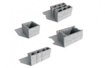 Elemente de zidarie si cofraj din beton