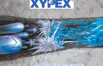 Tratamente pentru impermeabilizarea si protectia betonului prin cristalizare