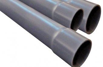 Țevi din polietilenă și PVC pentru protecție cabluri
