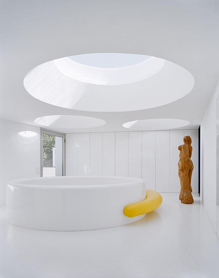 haus mit atelier c18 architekte. Black Bedroom Furniture Sets. Home Design Ideas